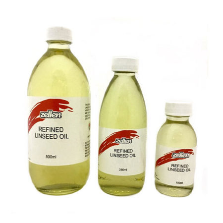 Refined Linseed Oil 100ml