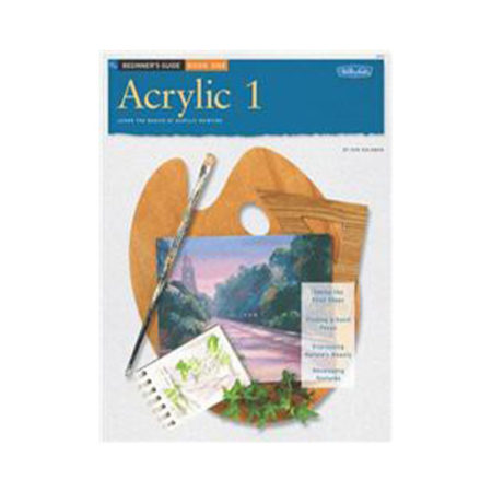 """Book s/c - How To """"Acrylic 2"""""""