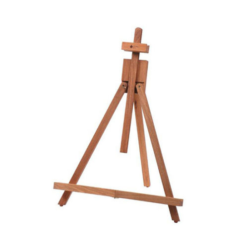 Compact Wooden Table Easel - Folding