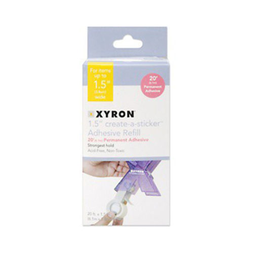 Xyron 150 Sticker Maker REFILL Cartridge