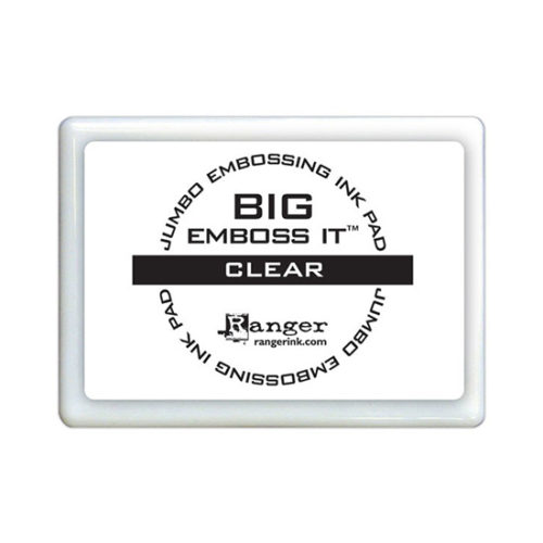 Ranger Big Emboss It Pad (big and bossy)