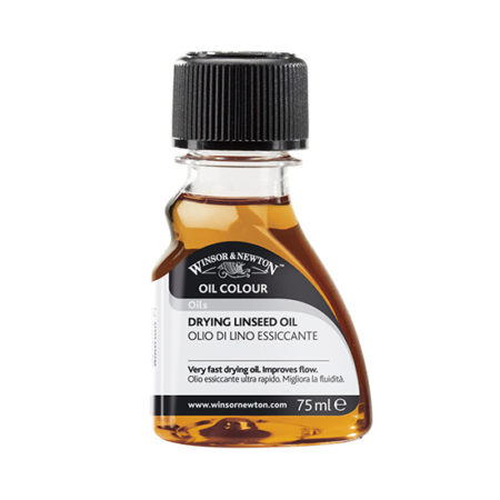 Drying Linseed Oil 75ml bottle
