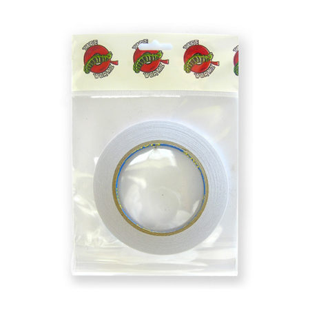6mm x 30m Tape Wormz Double Sided Tape