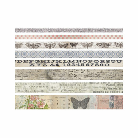 Design Tape Butterfly