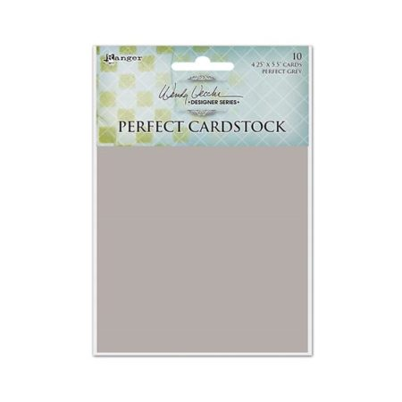 Wendy Vecchi Perfect Cardstock: Grey Cards