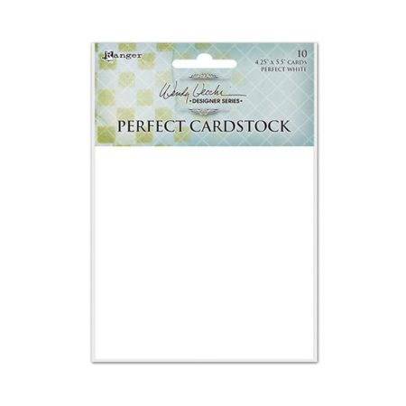 Wendy Vecchi Perfect Cardstock: White Cards