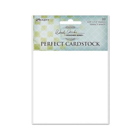 Wendy Vecchi Perfect Cardstock: White Panels