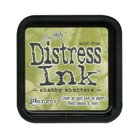 Shabby Shutters Ink Pad