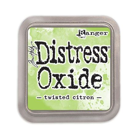 Twisted Citron Oxide Ink