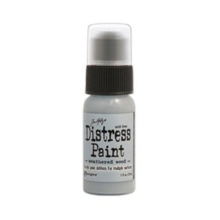 Weathered Wood Distress Stain