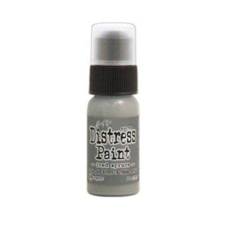 Iced Spruce Distress Paint