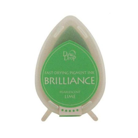 Brilliance Dew Drop: Pearlescent Lime