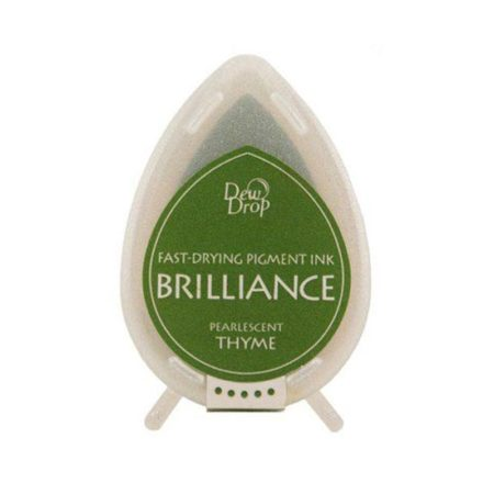 Brilliance Dew Drop: Pearlescent Thyme