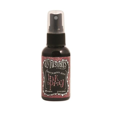 Pomegranate Seed Dylusions Ink Spray