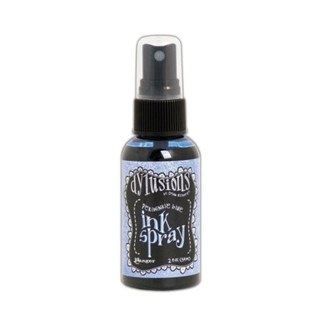Periwinkle Blue Dylusions Ink Spray