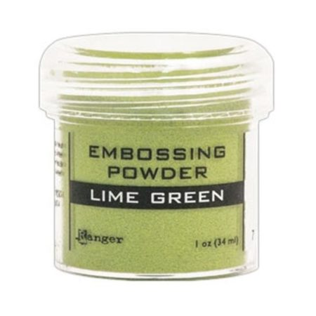 Ranger Opaque Embossing Powder: Lime Green