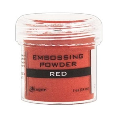 Ranger Opaque Embossing Powder: Red
