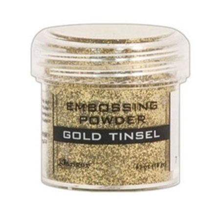 Ranger Speciality Embossing Powder : Gold Tinsel