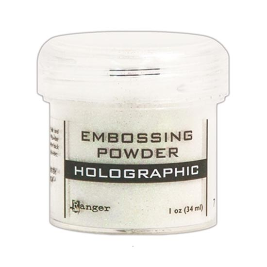 Ranger Speciality Embossing Powder : Holographic