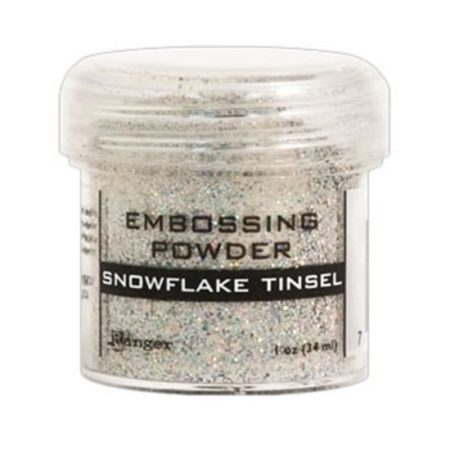 Ranger Speciality Embossing Powder : Silver Pearl