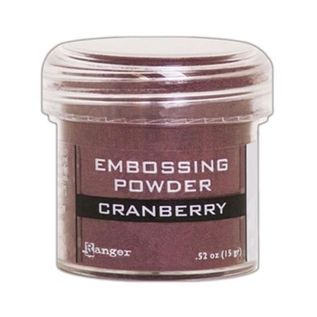 Ranger Speciality Embossing Powder : Cranberry