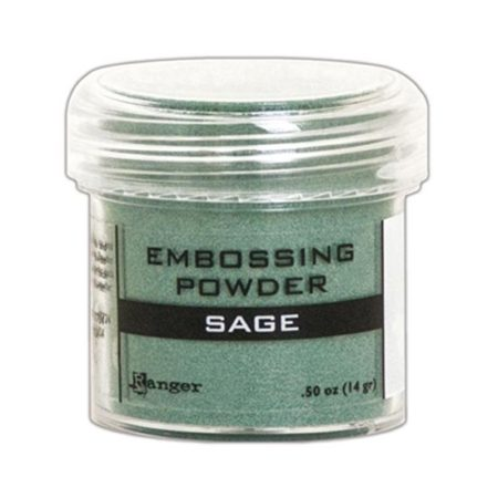 Ranger Speciality Embossing Powder : Sage