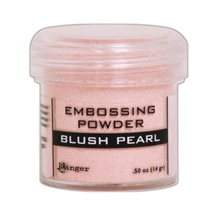 Ranger Speciality Embossing Powder : Blush Pearl