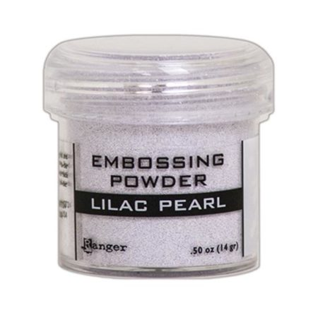 Ranger Speciality Embossing Powder : Lilac Pearl