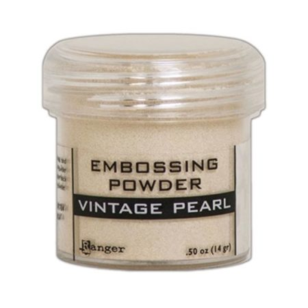 Ranger Speciality Embossing Powder : Vintage Pearl