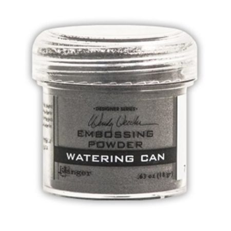Wendy Vecchi Embossing Powder : Watering Can