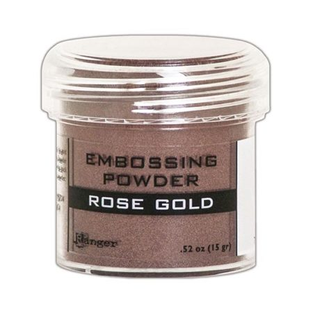 Ranger Speciality Embossing Powder : Rose Gold