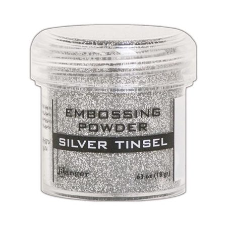 Ranger Speciality Embossing Powder : Silver