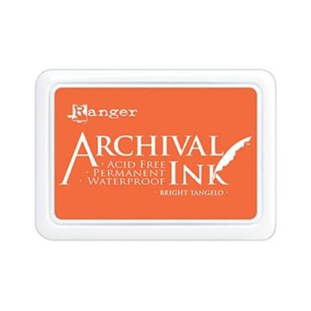 Bright Tangelo Archival Ink Pad