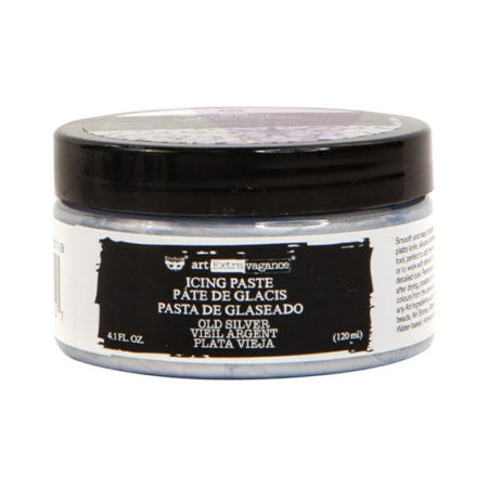 Old Silver Icing Paste