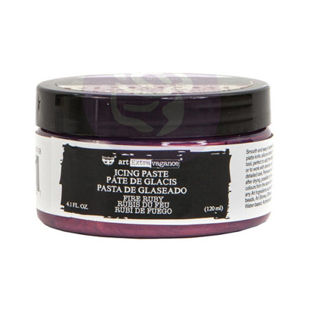 Fire Ruby Icing Paste