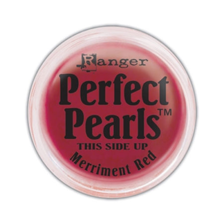 Merriments Red Perfect Pearls Powder
