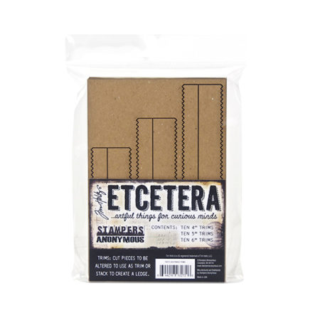 Etcetera Trims: Pinked
