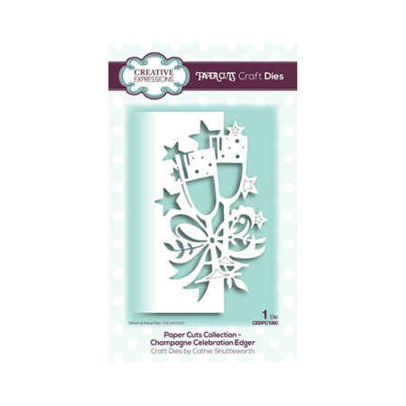 Champagne Creative Expressions Border Edger Die