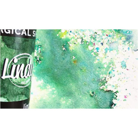 Cathedral Pines Green Lindys Stamp Gang Magical Shaker