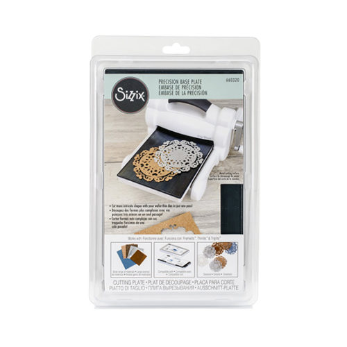 Sizzix Precision Base for Wafer Thin Dies