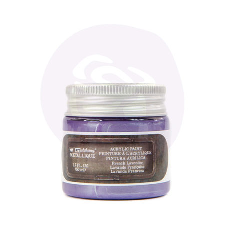 French Lavender Acrylic Paint