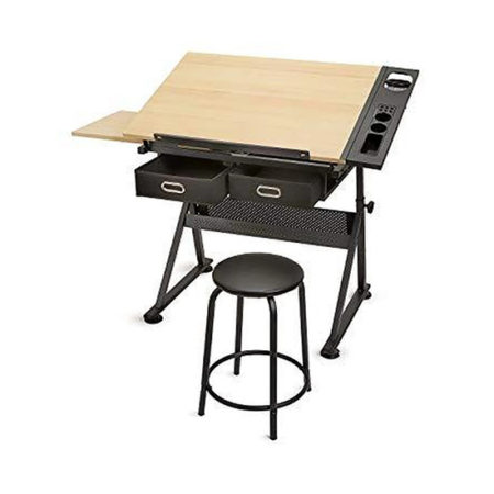 Fusion Drafting Table and Creative Work Table