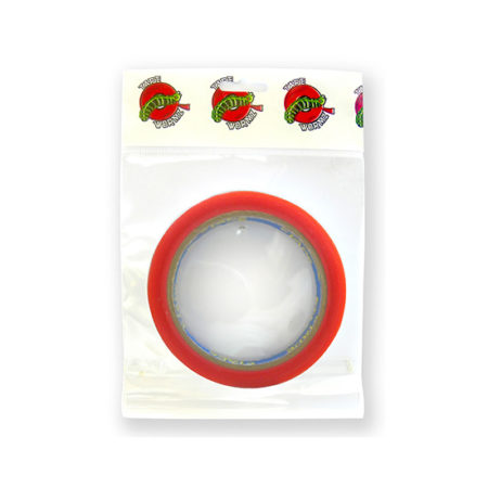 High Tack 12mm x 10m Red Double Sided Tape