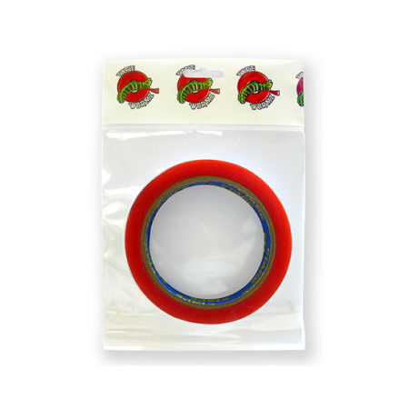 High Tack 18mm x 10m Red Double Sided Tape