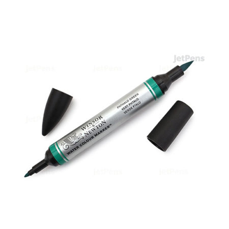Phthalo Green Winsor and Newton Watercolour Marker