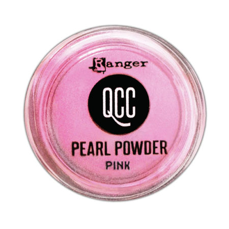 Quickcure Pearl Powder: Pink