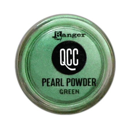 Quickcure Pearl Powder: Green