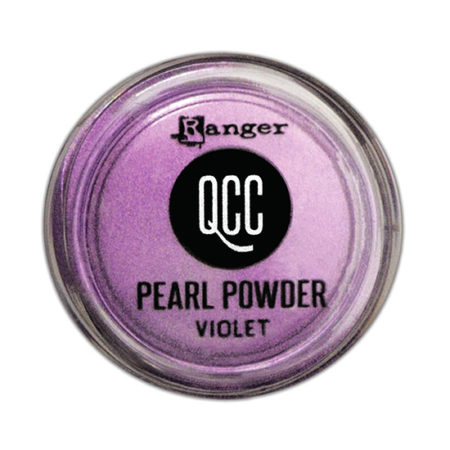 Quickcure Pearl Powder: Violet
