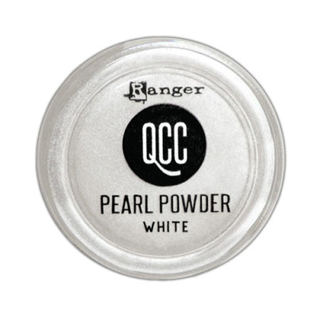 Quickcure Pearl Powder: White