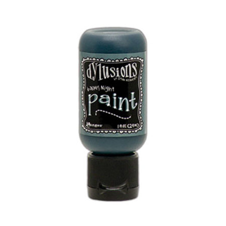 Balmy Night Dylusions Blendable Paint Flip Top